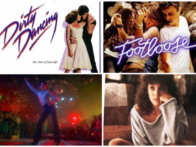 Filmes musicais de 70 e 80 - Mostra Vip