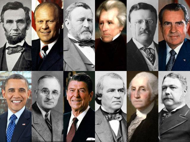 Você conhece os presidentes mundiais?