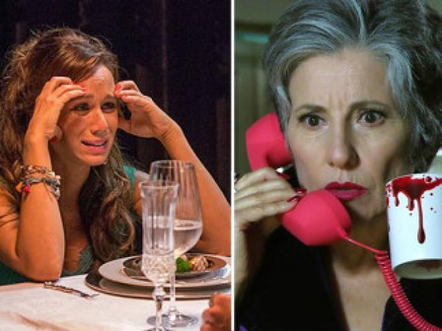 12 coisas totalmente sem sentido que as pessoas fazem nas novelas