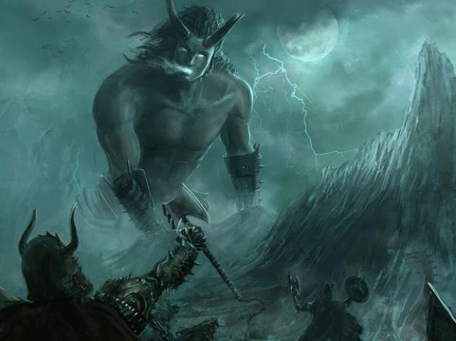 Quem você seria da mitologia nórdica?