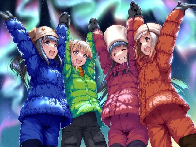 Quem você seria em Sora yori mo tooi basho?