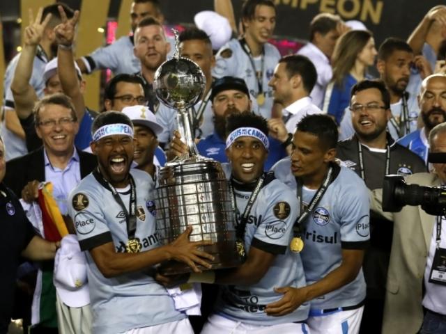 Teste seus conhecimentos sobre o Grêmio na Libertadores!