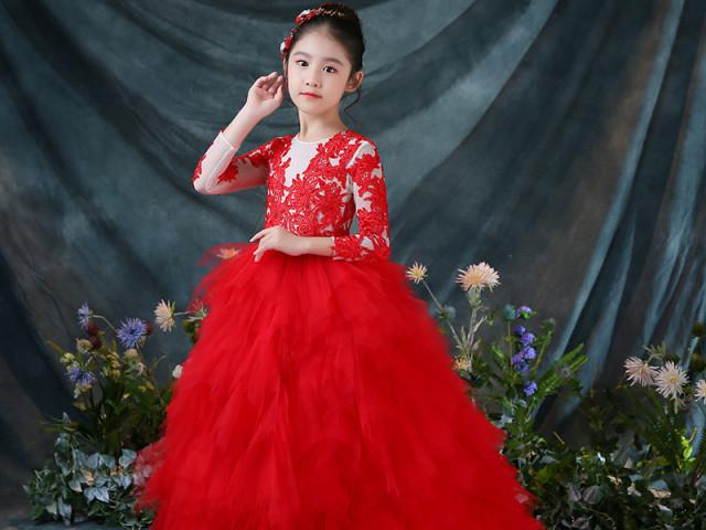 Como seria o seu vestido de princesinha?