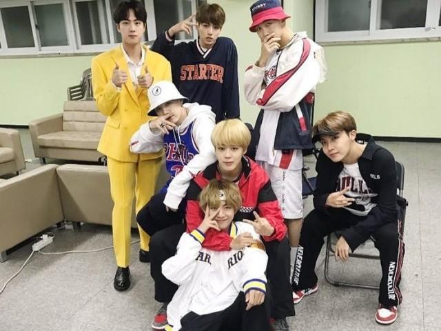 Qual integrante do BTS você namoraria?
