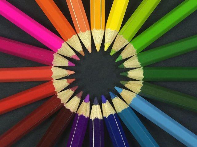 Qual cor combina com a sua personalidade?