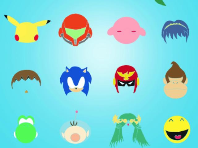 Você conhece esses personagens? (Games)