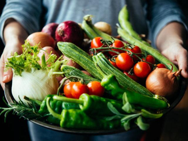 Você conhece as verduras e legumes?