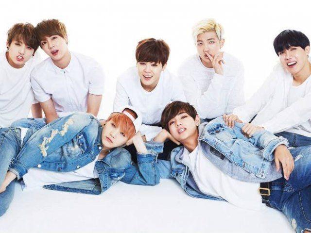 Quem você prefere do BTS?