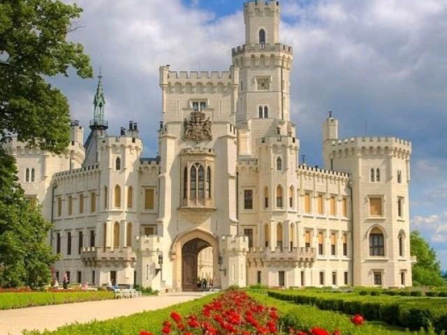 Em qual castelo você moraria?
