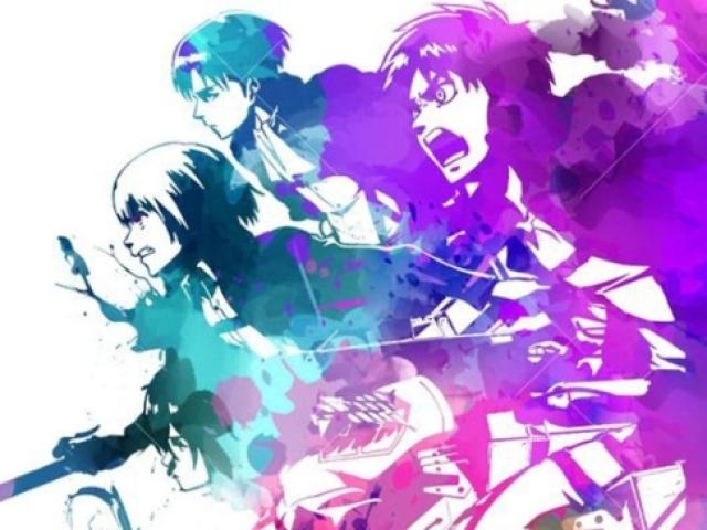 Você Conhece Shingeki No Kyogin?