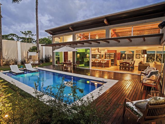 Como seria a sua casa!?