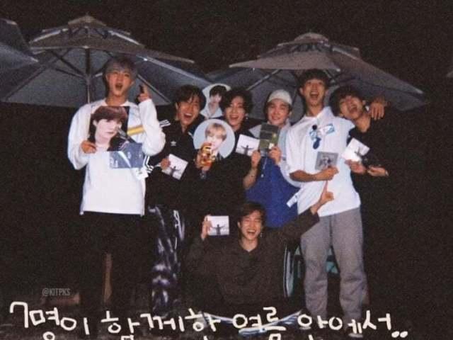 • Monte seu grupo de k-pop e descubra quem do BTS te namoraria •