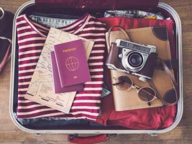 🌺  Monte sua mala tumblr de viagem  🌺