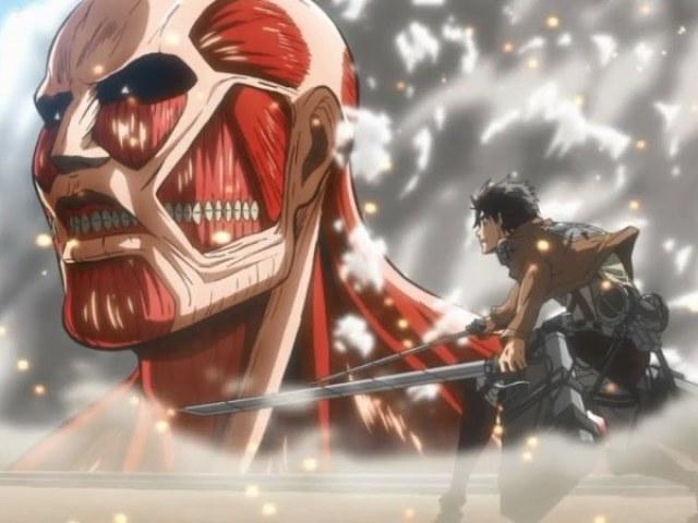 Você conhece Attack on Titan? (spoilers do mangá)