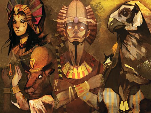 O quanto você sabe sobre os deuses egípcios?