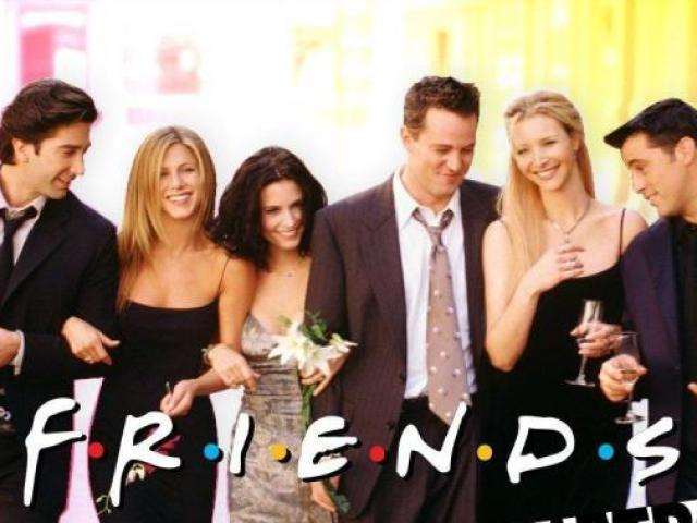 Friends: Novato ou veterano?