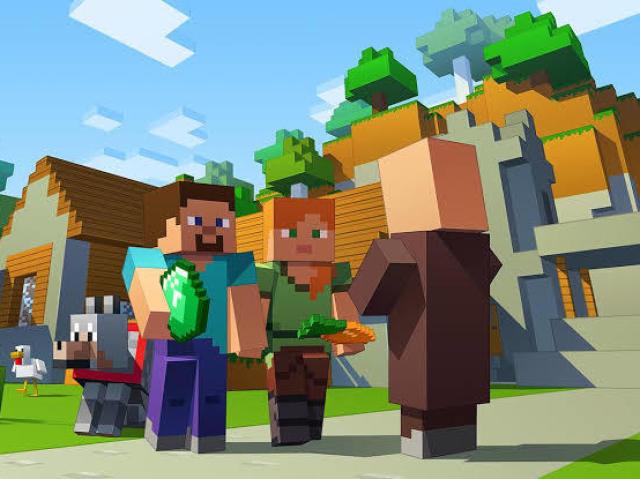 Você conhece bem o famoso jogo Minecraft?