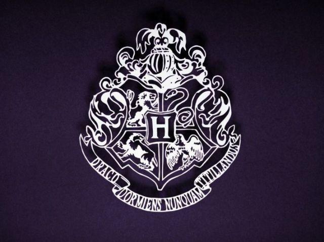Qual a tua casa de Hogwarts?