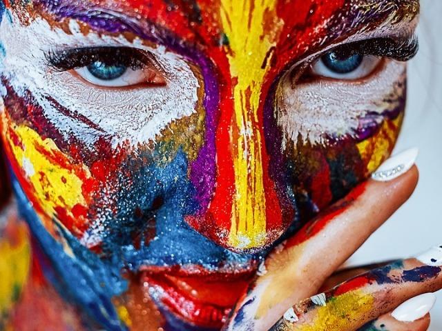 Qual tabela de cores representa sua personalidade?