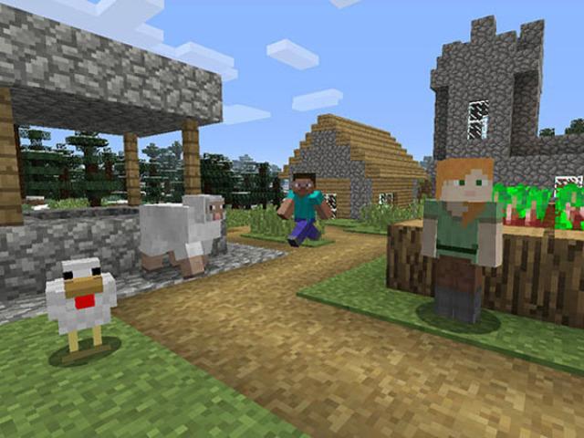 Você conhece bem o Minecraft?