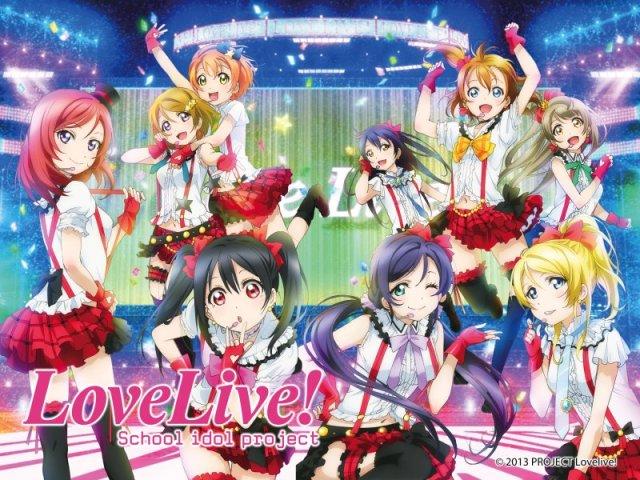 Que personagem de Love Live (School Idol Project) você é?