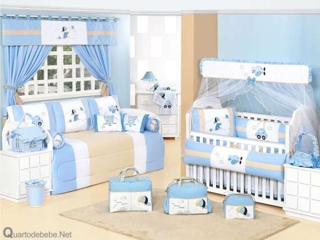 Escolha o enxoval de seu futuro filho menino e veremos como ele será!