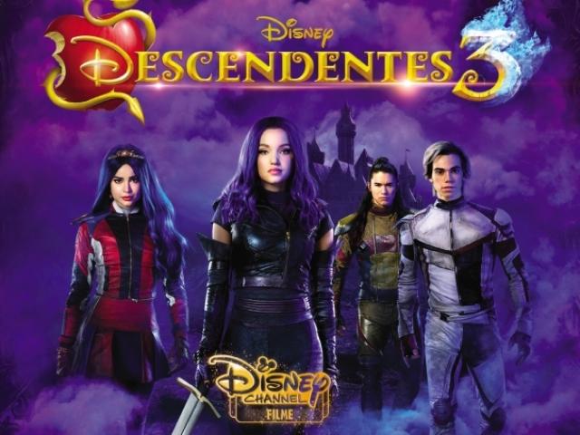 Você conhece bem Descendentes 3?