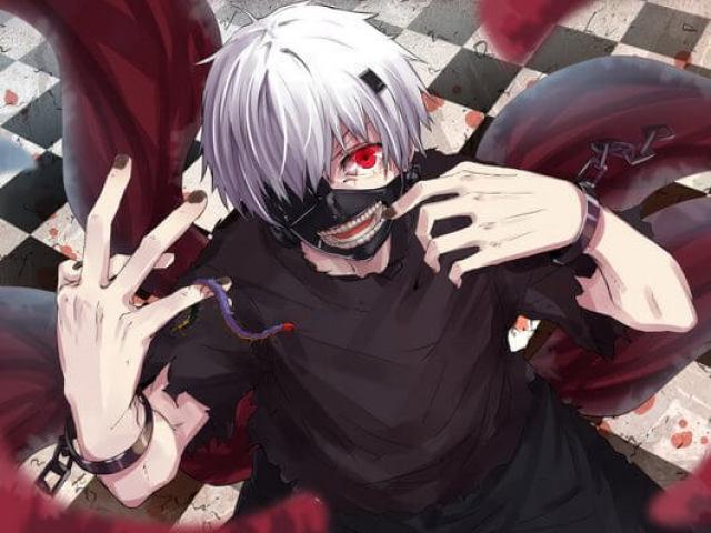 Você conhece Tokyo Ghoul?