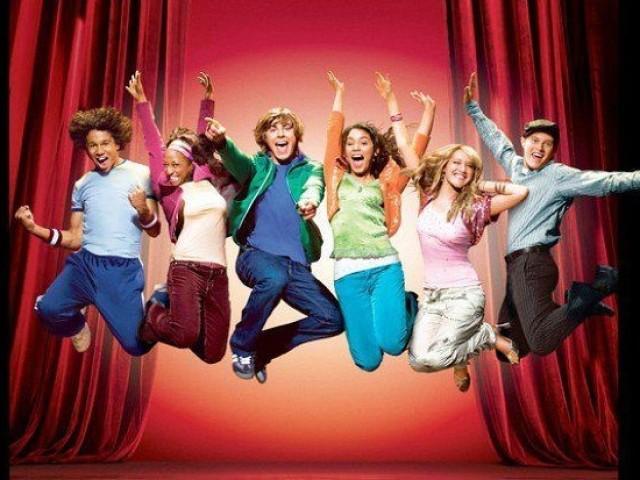 Você é um verdadeiro fã de High School Musical?