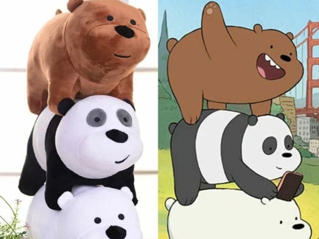 Você seria Pardo, Panda ou Polar?