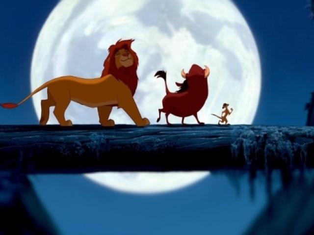 """Quem você seria em """"O Rei Leão""""?"""