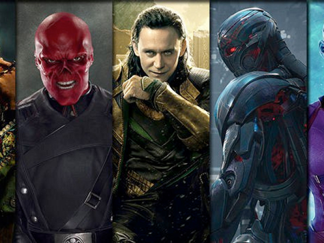 Teste sobre os vilões dos filmes de super heróis!