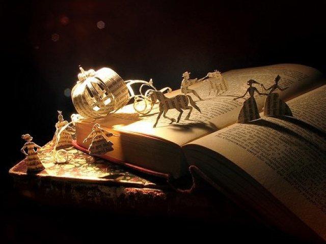 Qual conto de fadas mais combina com você?