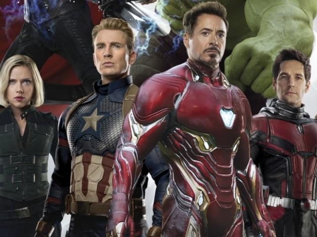 Você conhece os Vingadores?