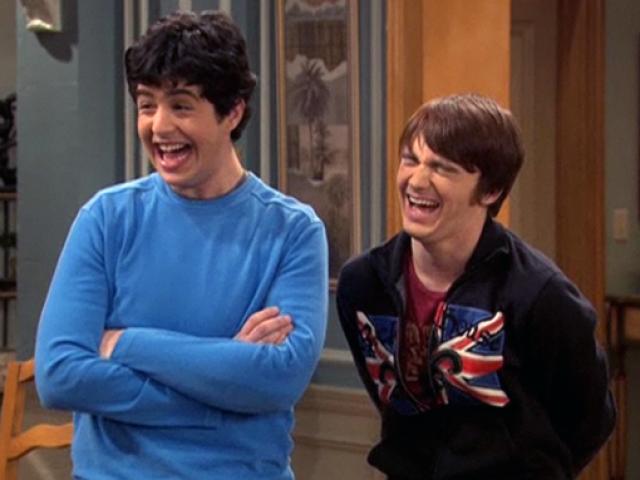 Você é mais Drake ou Josh?