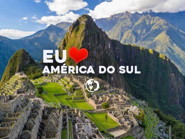 Descubra qual destino da América do Sul combina com você!