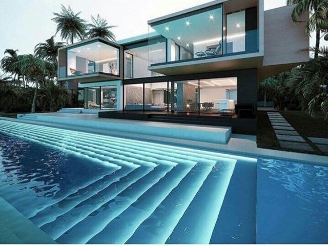 Qual é a sua mansão dos sonhos?