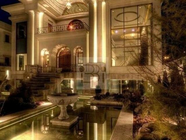 Em qual mansão você moraria de acordo com suas escolhas?