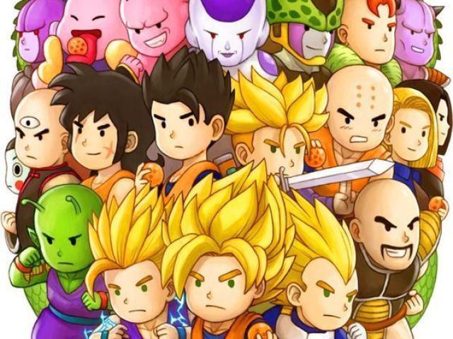 Quem você seria em Dragon Ball?