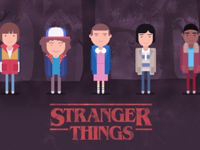 Quem da série Stranger Things é você?