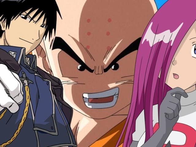 Você conhece o anime pelo personagem secundário?