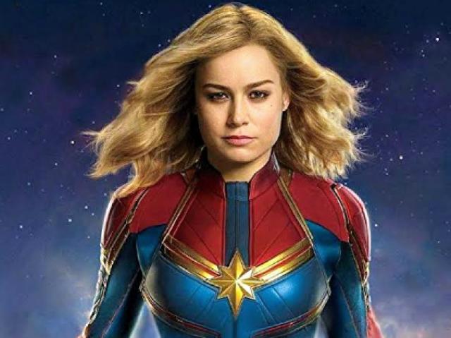 Você conhece o filme da Capitã Marvel?