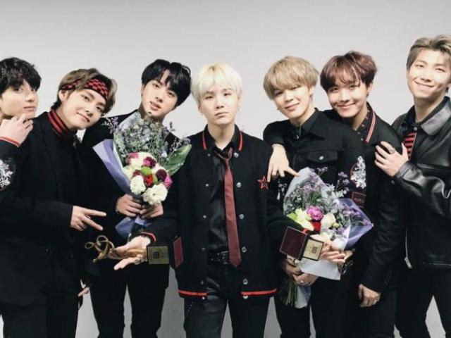 BTS: Quem seria seu par perfeito?