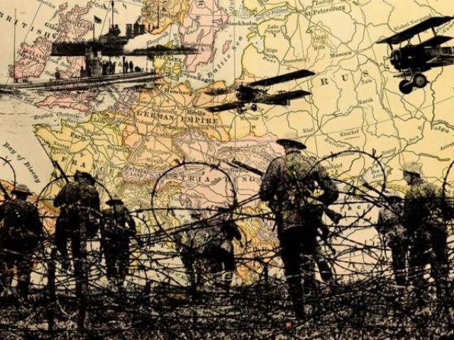 O quanto você sabe sobre a primeira Guerra Mundial?