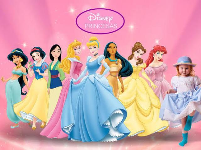 Qual princesa da Disney mais combina com você?