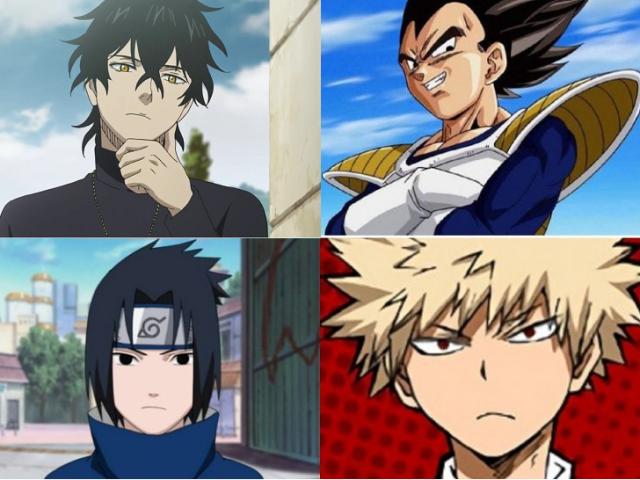 Que rival dos animes você seria?