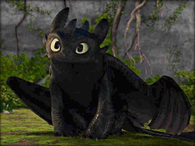 """Qual dragão você seria em """"Como treinar seu dragão""""?"""