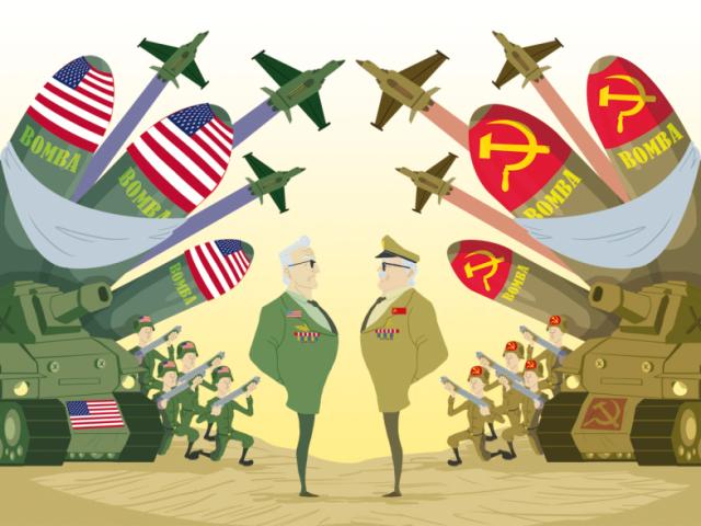 O quanto você entende sobre a Guerra Fria?
