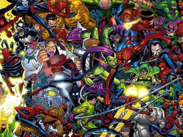 Qual vilão do Homem Aranha você seria?