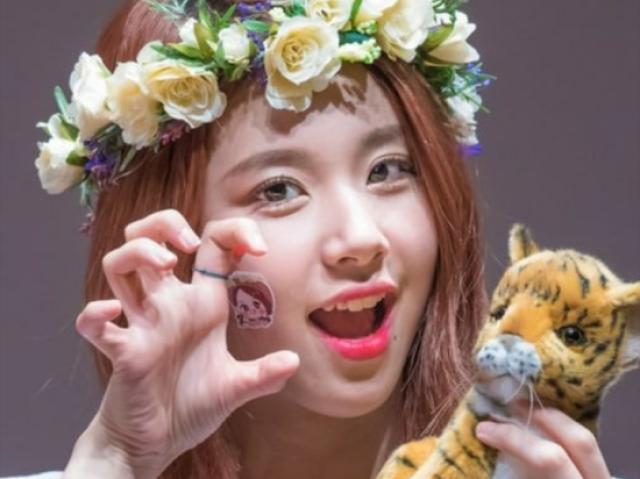 Você conhece a Chaeyoung?